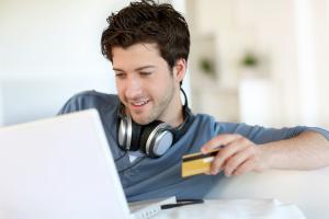 Online je aankopen doen met korting!